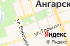 АГТА, Ангарская государственная техническая академия на карте