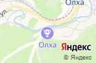 Олха на карте