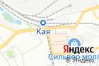 Локация на карте