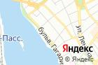 Иркутск на карте