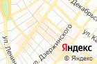Магазин женского белья итрикотажа Марфа на карте