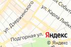 Салон нижнего белья наБайкальской улице на карте