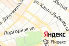 База партизан на карте