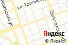 Доктор Максимова на карте
