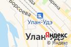 Байкальская Ривьера на карте