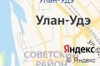 Вторая адвокатская контора, Вторая коллегия адвокатов Республики Бурятия на карте