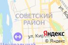 Бурятская республиканская организация Всероссийского общества глухих на карте