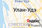 БГУ, Бурятский государственный университет на карте