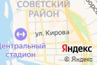 Мастерская поремонту обуви наулице Кирова на карте