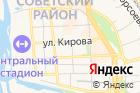 Центральная городская библиотекаим.И.К. Калашникова на карте