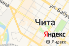 Забайкальский краевой центр медицинской реабилитации, ГУЗ на карте