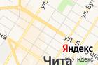 Забайкальский государственный университет на карте