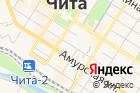 Читинский медицинский колледж на карте