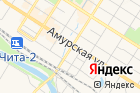 Прокуратура Забайкальского края на карте