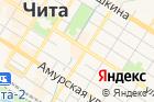 Удокан на карте