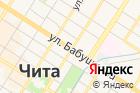 АвтоМОДА на карте