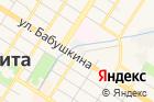 Центр ветеринарного обслуживания на карте