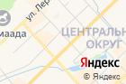 Государственный цирк Республики Саха (Якутия) на карте