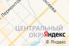 АКБ Связь-Банк на карте