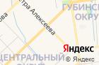 Якутский цирюльник на карте