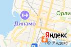 Алеутский на карте