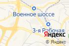 Храм Святого преподобного Серафима Саровского на карте