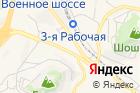Владивосток на карте