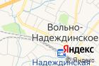 Управление пенсионного фонда РФпоНадеждинскому району Приморского края на карте