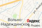 Отдел участковых уполномоченных полиции, Управление МВД России поНадеждинскому району на карте