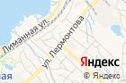 Парикмахерская вСоветском районе на карте