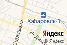 Баня вЖелезнодорожном районе на карте