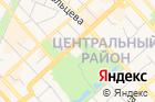 Хабаровский краевой музыкальный театр на карте