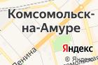 Магазин колбасной продукции Комсомольский-на-Амуре мясокомбинат на карте