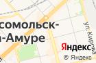 КОНТО ДВ на карте