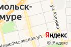 ИТЦ на карте