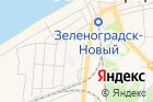 Калининградгазификация на карте