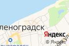 Фонд поддержки малого исреднего предпринимательства Зеленоградского района на карте
