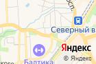 Калининградский областной драматический театр на карте