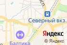 Калининградская областная научная библиотека на карте