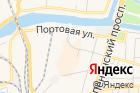 Магазин вМосковском районе на карте