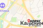 Прокуратура Ленинградского районаг. Калининграда на карте