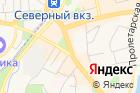 Калининградский центр наращивания волос на карте