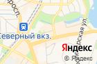 Калининградский государственный технический университет на карте