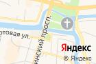 Областной центр культуры молодежи на карте