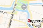 РАСТИ Калининград на карте