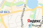 Мастерская поремонту одежды наПролетарской улице на карте