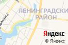 Ресторан Турист на карте