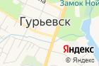Магазин женской одежды наКалининградском шоссе 3а на карте