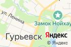 Центр гигиены иэпидемиологии вКалининградской области на карте