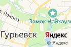 Управление покультуре, туризму испорту Администрации Гурьевского городского округа на карте